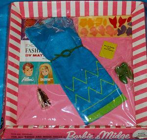 Vintage Barbie Junior Designer