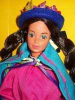 Dolls of the World Peruvian
