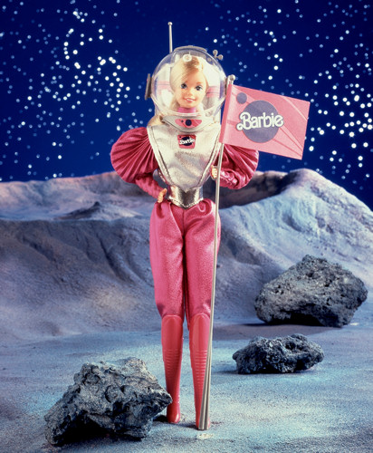 1985 Astronaut Barbie