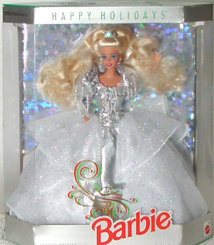 1992 Barbie Happy Holiday