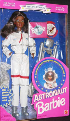 astronaut african american barbie dolls - photo #23