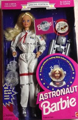 1994 Astronaut Barbie