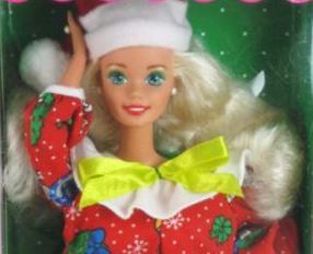 1994 Holiday Dreams Barbie