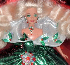1995 Barbie Happy Holiday