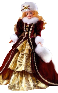 1996 Barbie Happy Holiday