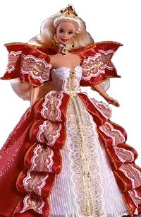 1997 Happy Holiday Barbie