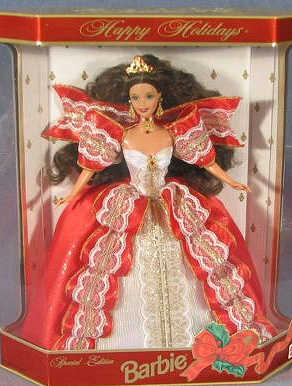 1997 Barbie Happy Holiday