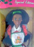 1997 Holiday Treats Barbie