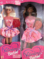 1997 Valentine Barbie