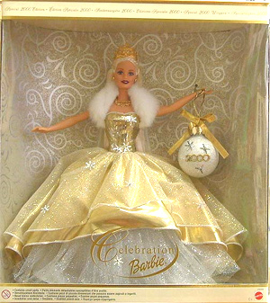 2000 Celebration Barbie NRFB