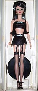 2001 Silkstone Lingerie Barbie