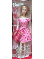 2001 Valentine Wishes Barbie