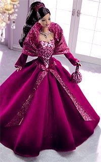 2002 Celebration Barbie