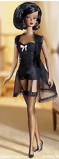#5 Lingerie Fashion Model Silkstone Barbie