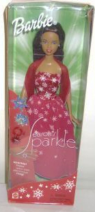 Season's Sparkle Barbie