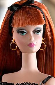 2003 Lingerie Silkstone Barbie