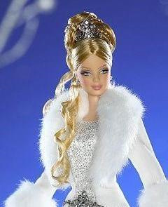 2003 Winter Fantasy Barbie