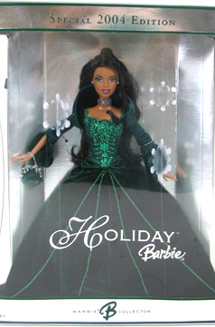 2004 Holiday Barbie