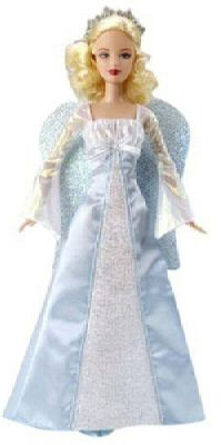 2006 Holiday Angel Barbie
