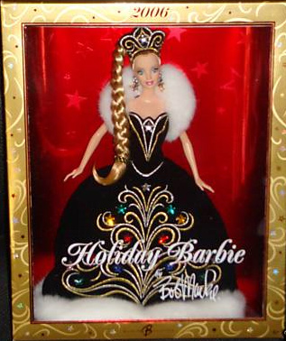 2006 Holiday Barbie