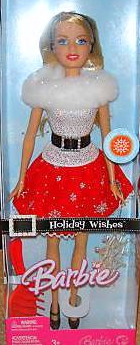 Barbie Holiday wishes