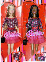 XO Valentine Barbie