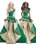 2011 Celebration Barbie (2011 Holiday Barbie)