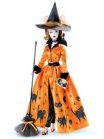2011 Halloween Haunt Barbie