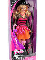 2011 Halloween Party Barbie