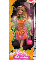 2011 Halloween Treat Barbie