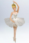 2011 Prima Ballerina Barbie Ornament