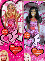 2011 I Love Valentines Barbie