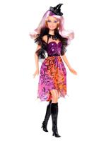 2013 Bewitched & Bejewled Halloween Barbie