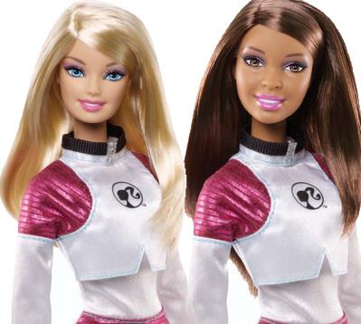2013 Mars Explorer Barbie