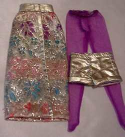 Vintage Barbie Fancy That Purple