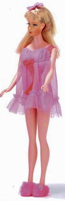 Vintage Barbie Baby Doll Pinks