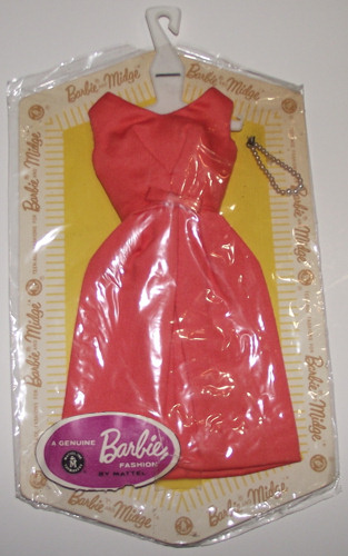 Orange Belle Dress Never Removed From Package