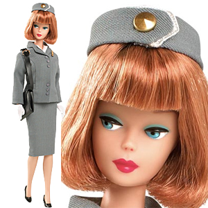 Barbie Pan Am Stewardess Reproduction