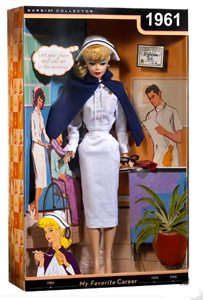 Barbie Registered Nurse Reproduction