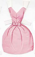 Barbie Belle Dress Paperdoll dress