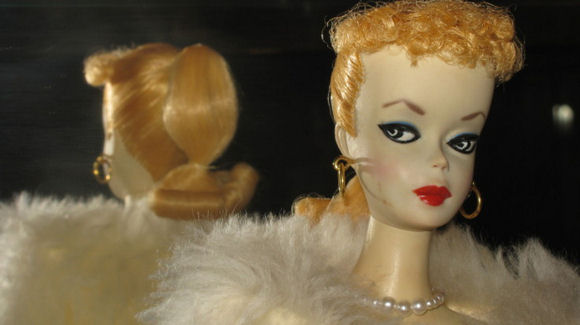 Number One Vintage Ponytail Barbie