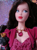 Birthstone Beauties Barbie Dolls