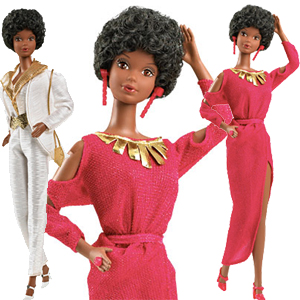Black Barbie Reproduction
