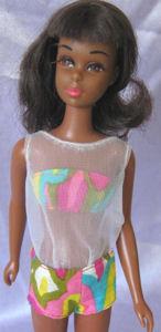 Black Francie Doll