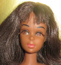 Second edition Black Francie Doll