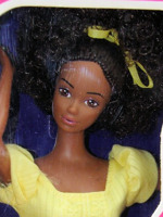 Black Magic Curl Barbie