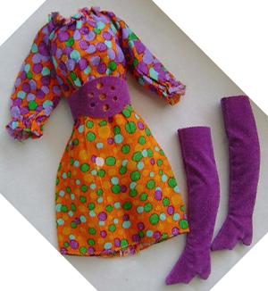 Vintage Barbie Bubbles 'n Boots