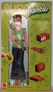 Busy Francie Doll