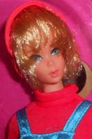 Busy Talking Barbie face