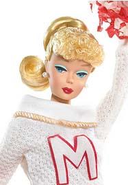 Campus Spirit Vintage Barbie Reproduction